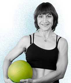 Photo of Remix Workouts owner Certified Fitness Instructor France Marien